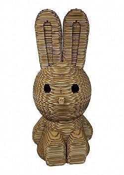 sculpture 3D carton