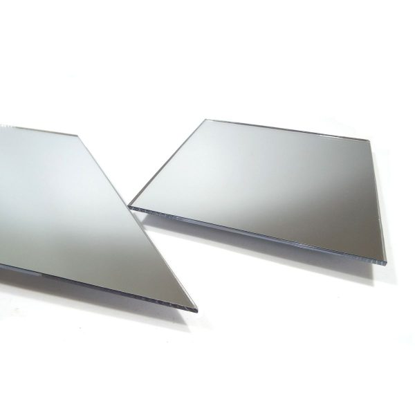 Miroir design tangram acrylique PMMA securit made in France decoupe laser atelier thorey
