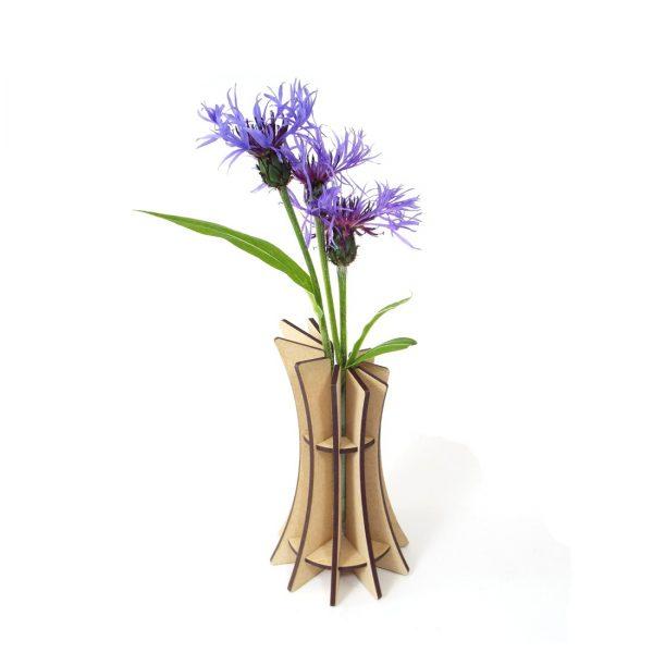 Mini vase Slicy bois - atelier thorey - made in France