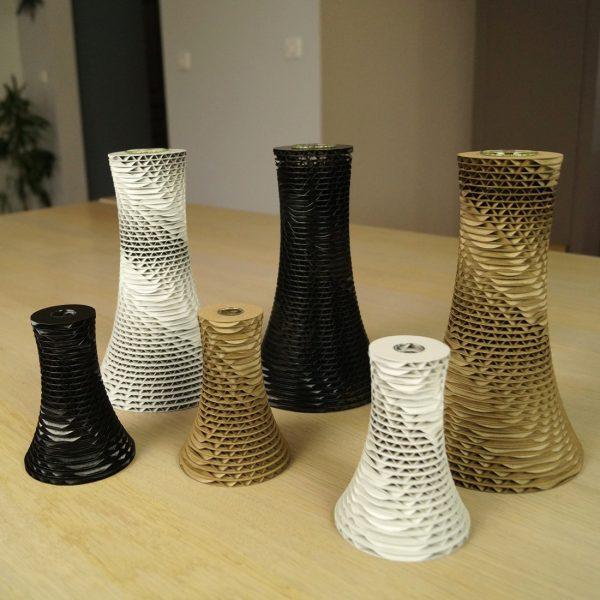 Petits et Grands Vases Envol