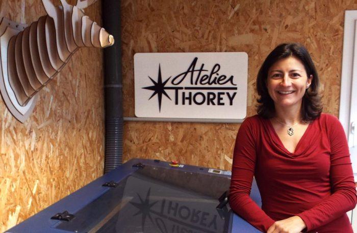 A l'Atelier Thorey